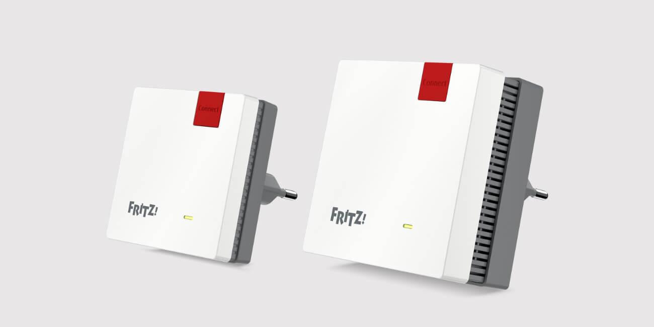 FRITZ!Repeater 1200 y 600 llegan a España: repetidores WiFi para mejorar la cobertura