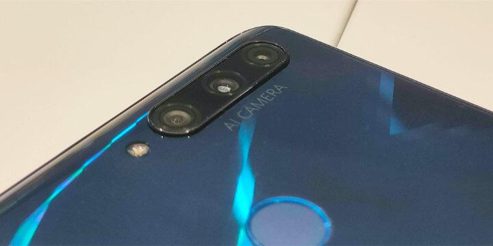 Imagen - Honor 9X llega a España: triple cámara, diseño todo pantalla y cámara selfie pop-up