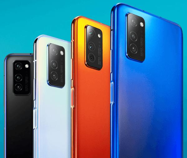 Imagen - Honor View 30 es oficial: doble cámara selfie incrustada, lector de huellas lateral y 5G