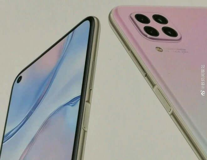 Imagen - Huawei Nova 6 SE, se filtra un móvil que imitaría al iPhone 11 Pro en diseño