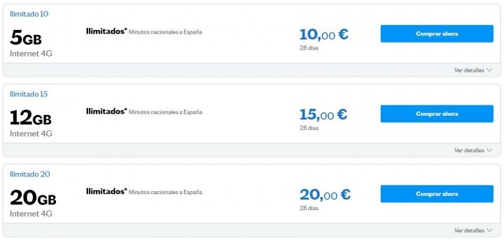 Imagen - Lebara lanza llamadas ilimitadas y 5 GB de datos para prepago por solo 10 euros