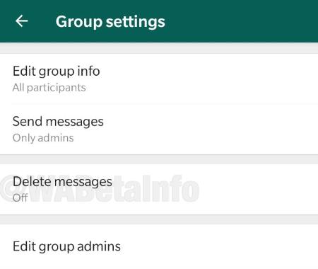 Imagen - WhatsApp permitirá eliminar mensajes automáticamente