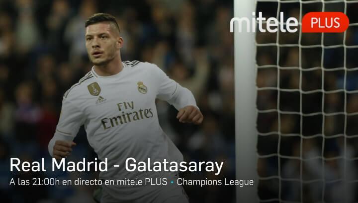 Imagen - Dónde seguir online el Real Madrid vs Galatasaray de Champions League 2019
