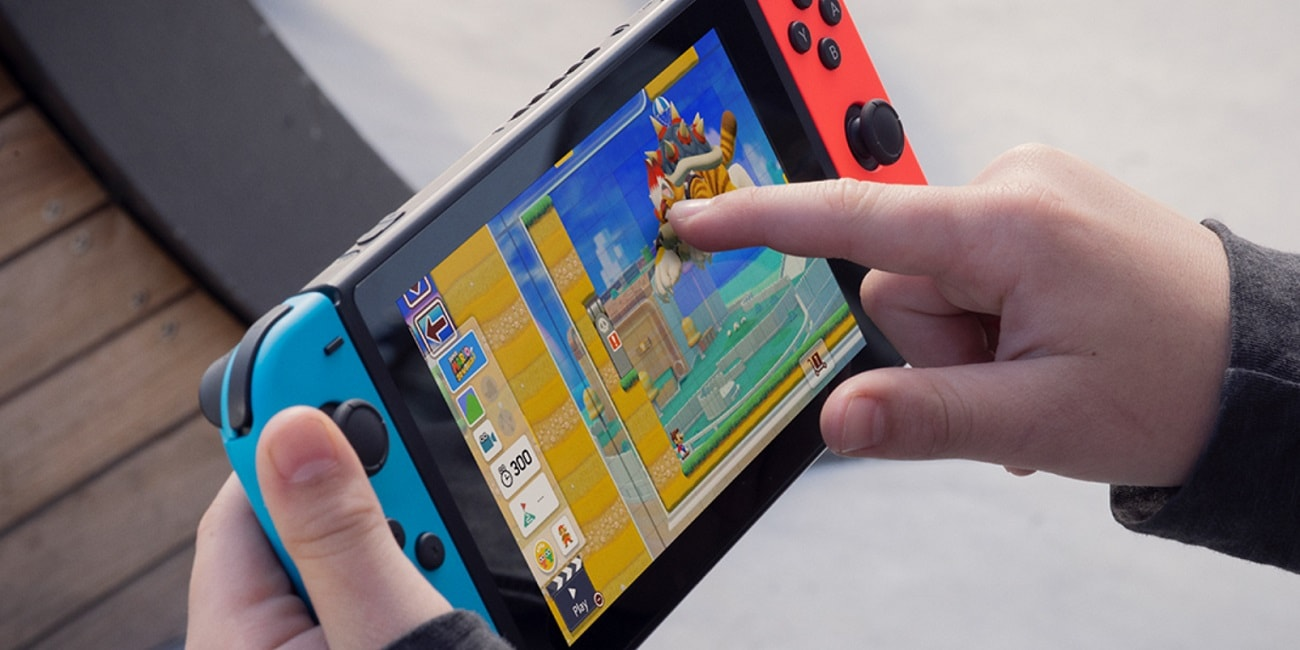 10 fundas para Nintendo Switch