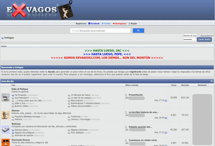 Imagen - ExVagos tendrá que cerrar: 400.000 euros de multa por reincidente