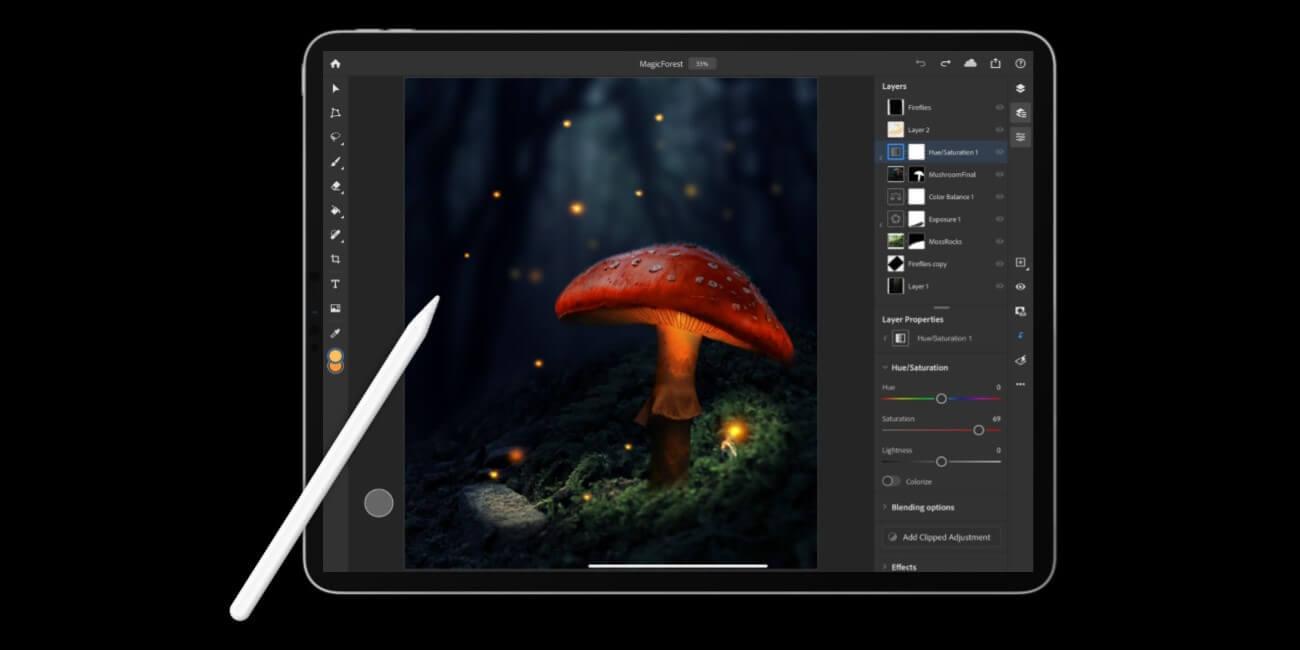 Photoshop para iPad es oficial: toda la potencia del editor de fotos llega a las tablets