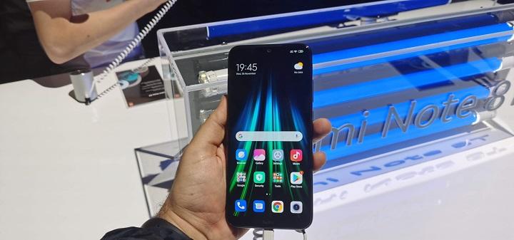 Imagen - Xiaomi Redmi Note 8T: 4 cámaras de hasta 48 megapíxeles y gran pantalla