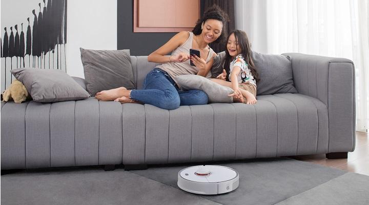 Imagen - Roborock S5 Max, el robot aspirador inteligente capaz de limpiar toda tu casa