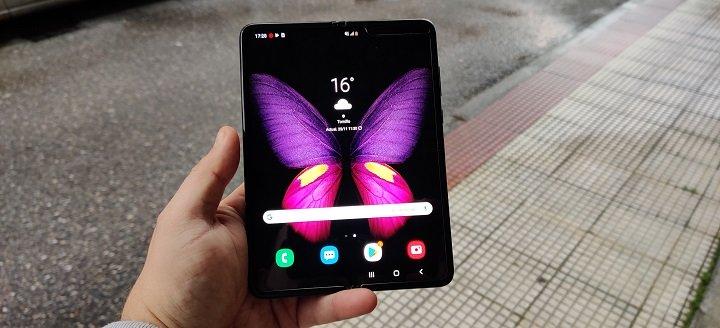 Imagen - Samsung Galaxy Fold Lite: nuevo móvil plegable