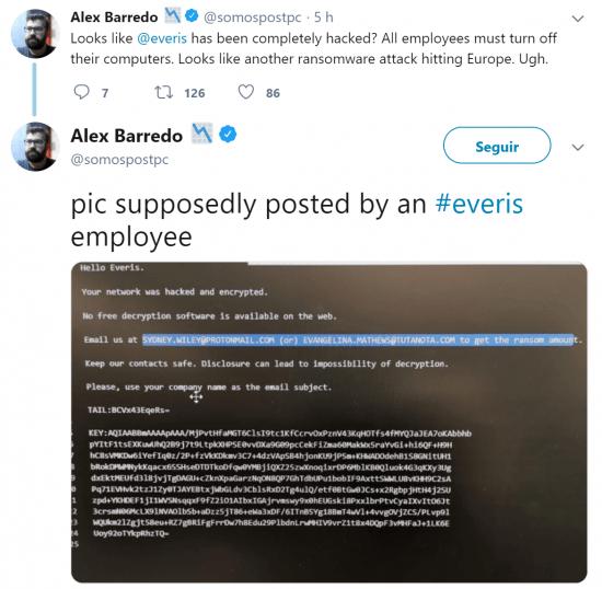 Imagen - BlueKeep, un nuevo ransomware secuestra los datos de empresas españolas