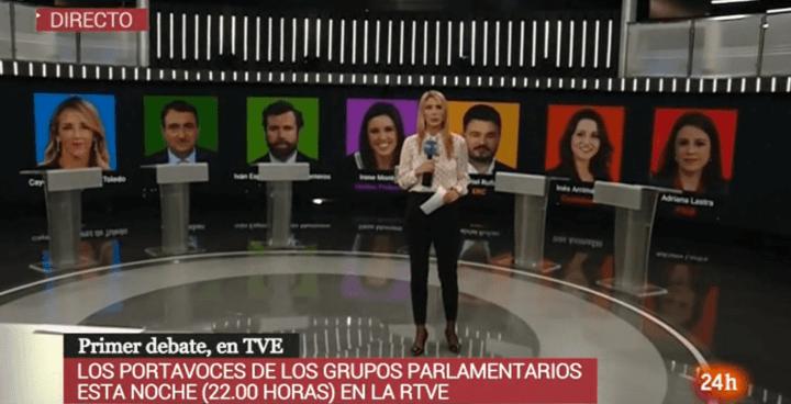 Imagen - Cómo ver online el debate electoral del 1-N de RTVE