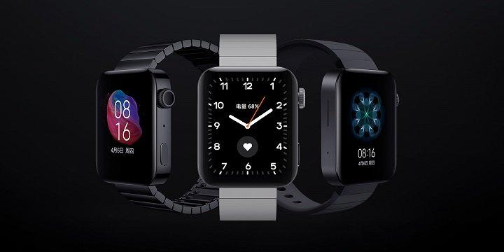 Imagen - Xiaomi Mi Watch, el reloj inteligente con diseño muy similar al Apple Watch