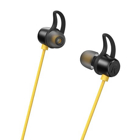Imagen - Realme Buds Wireless, los auriculares deportivos con graves potentes y agarre magnético