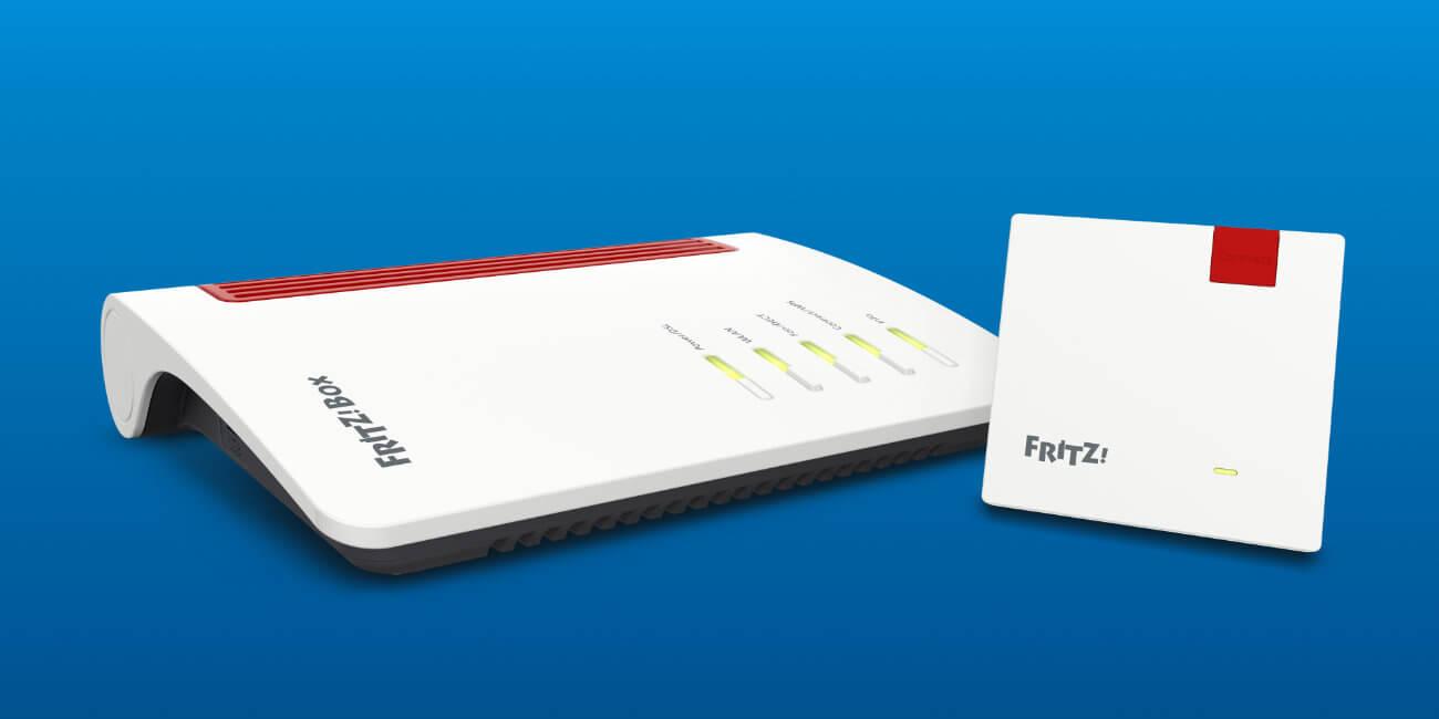 FRITZ! Mesh Set, el pack de router y repetidor que lleva el WiFi a toda la casa