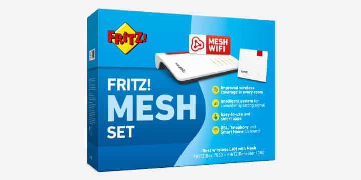 Imagen - FRITZ! Mesh Set, el pack de router y repetidor que lleva el WiFi a toda la casa