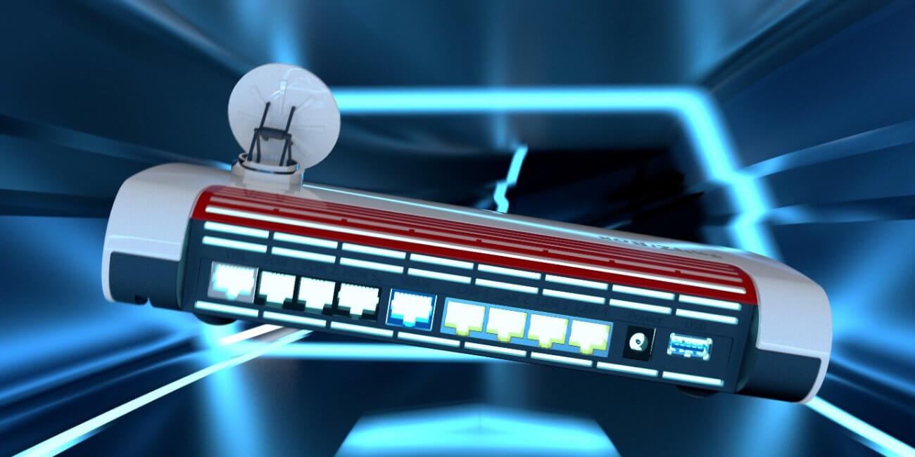 7 motivos para usar un FRITZ!Box como router gaming