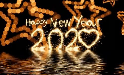 Imagen - 30 imágenes de felicitación por el Año Nuevo 2020 para WhatsApp
