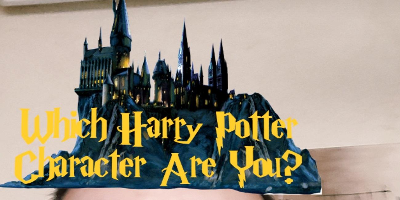 """Cómo poner el filtro de """"Harry Potter test"""" en Instagram"""