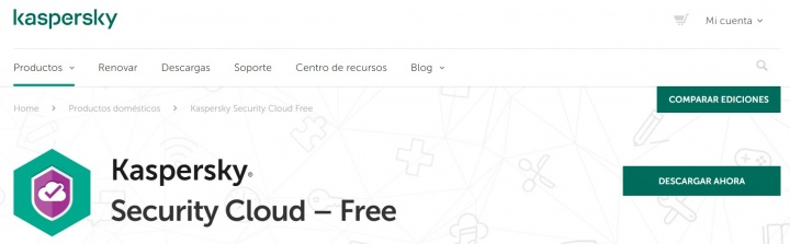 Imagen - Kaspersky Free Antivirus ya no se puede descargar: Security Cloud Free lo sustituye