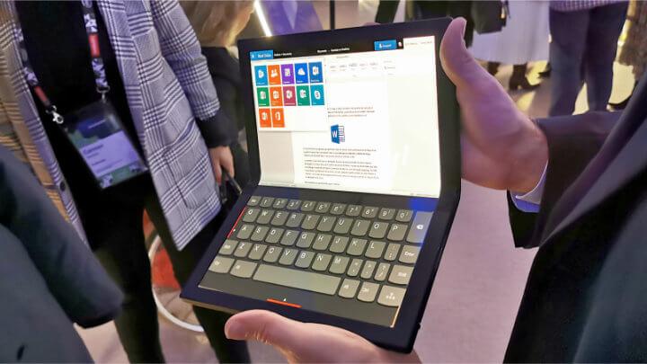 Imagen - Lenovo ThinkPad X1 será el primer portátil con pantalla flexible