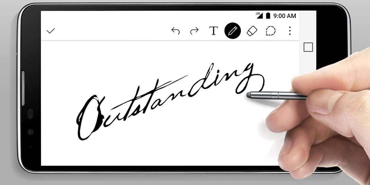 LG Stylus 2 se adelanta al MWC y ya es oficial