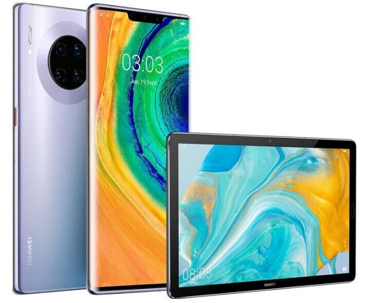 Imagen - Oferta: reservando el Huawei Mate 30 Pro nos regalan la MediaPad M6