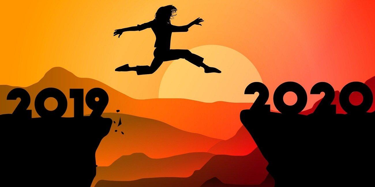 30 imágenes de felicitación por el Año Nuevo 2020 para WhatsApp