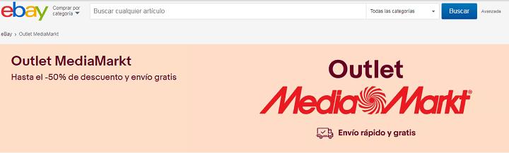 Imagen - MediaMarkt lanza su outlet a través de eBay