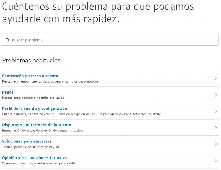 Imagen - Cómo abrir una disputa o reclamación en PayPal