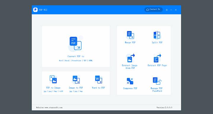 Imagen - Review: PDF WIZ, una solución gratuita con múltiples herramientas para PDFs