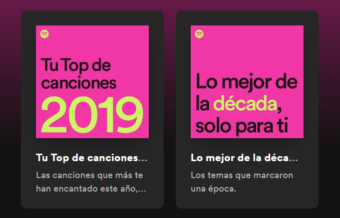 Imagen - 2019 en Spotify: tu resumen personalizado con la música que más has escuchado