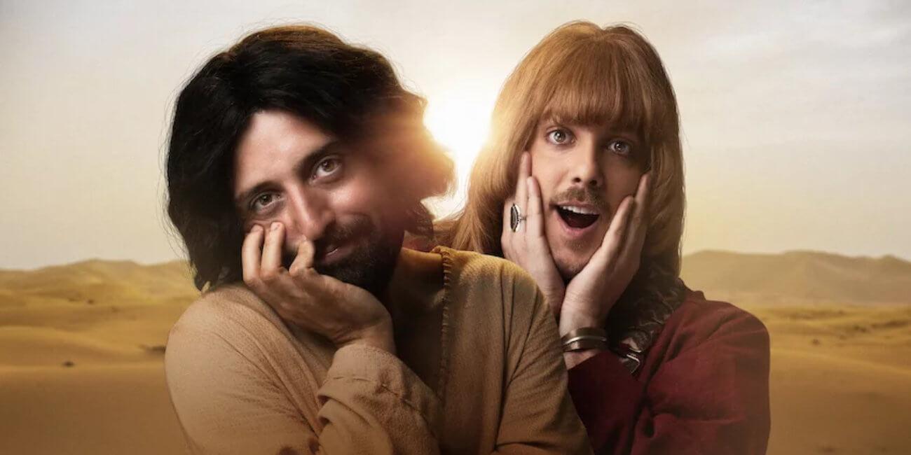 Algunos usuarios están cancelando Netflix por una película sobre Jesucristo