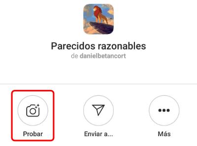 """Imagen - Cómo conseguir el filtro de """"a qué animal te pareces"""" en Instagram"""