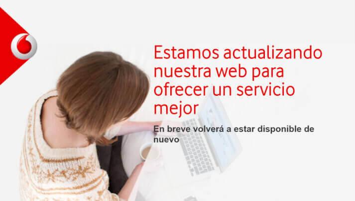 Imagen - Un problema en Vodafone hace que no funcione atención al cliente