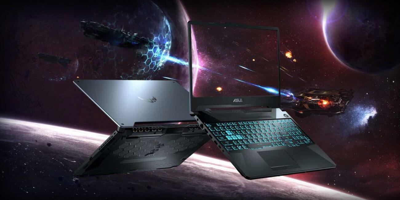 Asus TUF Gaming: más potencia, autonomía y resistencia en los portátiles para jugar