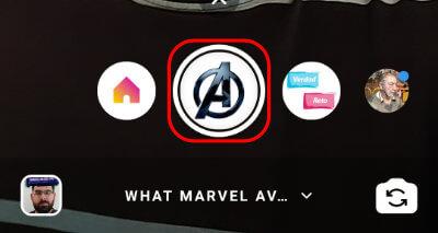 """Imagen - Como activar el filtro """"¿Qué personaje de Los Vengadores eres?"""" en Instagram"""