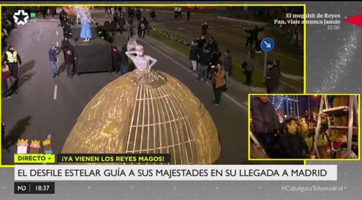 Imagen - Dónde ver online la cabalgata de los Reyes Magos en 2020