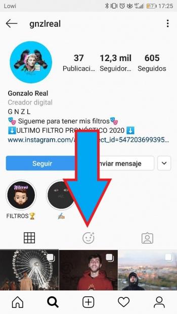 """Imagen - """"Pronóstico 2020"""", así se activa el filtro viral de Instagram"""