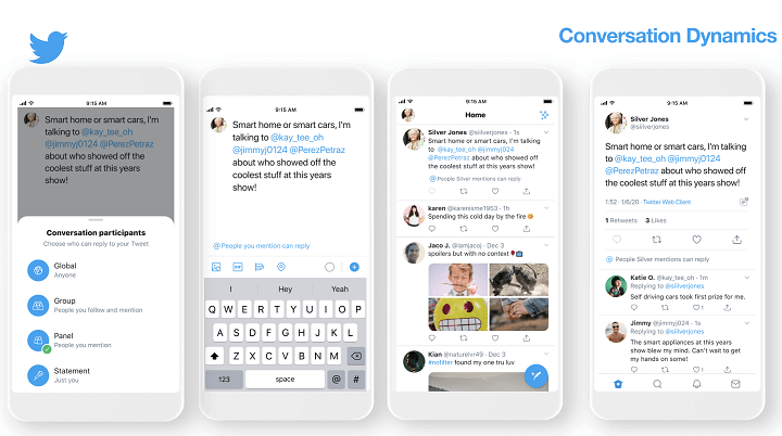 Imagen - Twitter permitirá que solo las cuentas que sigues respondan a tus tweet