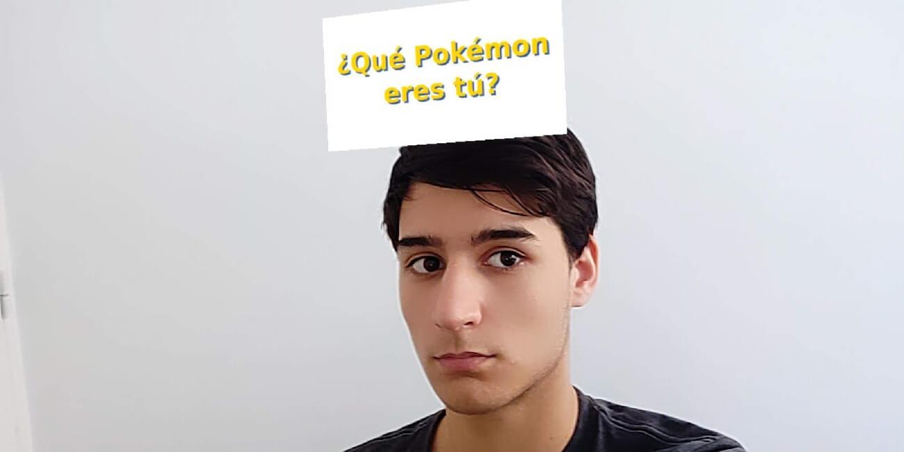 """""""¿Qué Pokémon eres?"""", cómo activar este filtro de Instagram"""