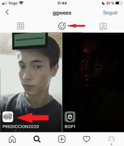 """Imagen - """"¿Qué te traerá 2020?"""", así se usa el filtro en las Instagram Stories"""
