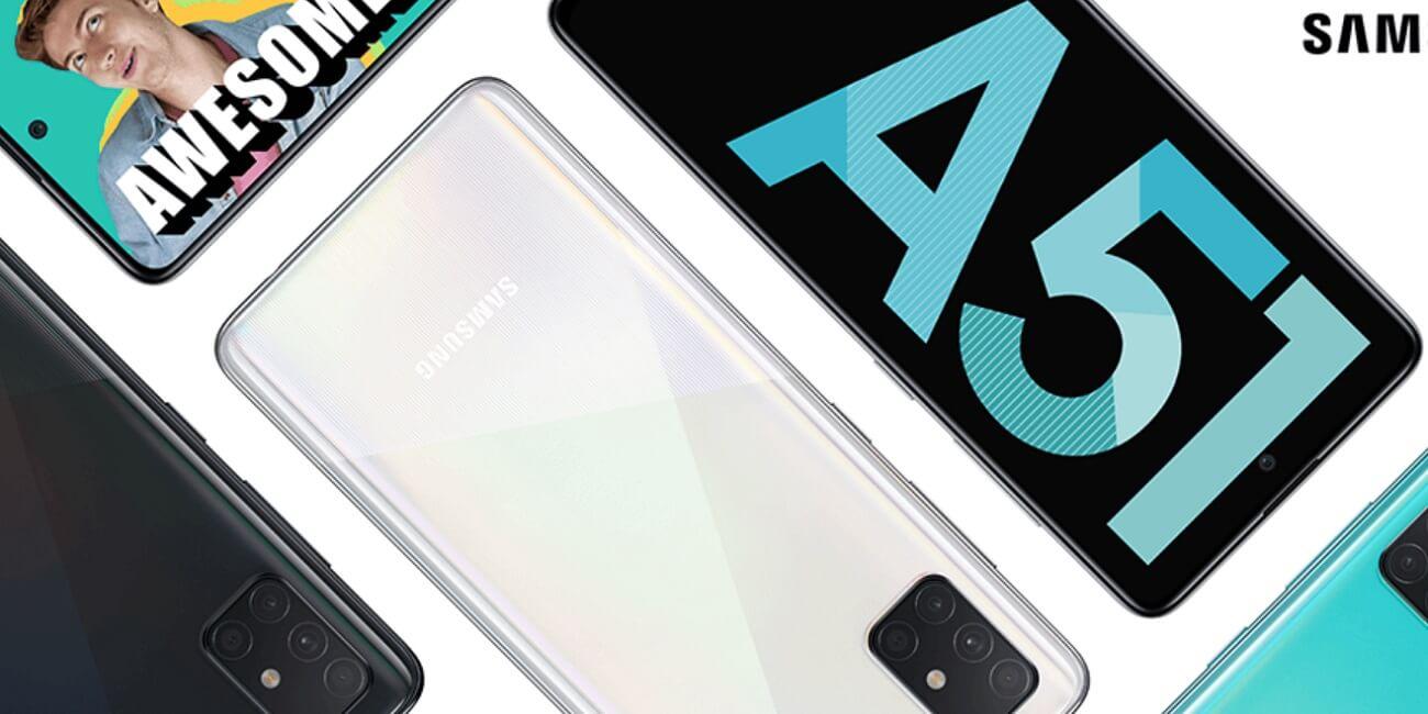 Samsung Galaxy A51 y A71 llegan a España: smartphones de gama media desde 369 €