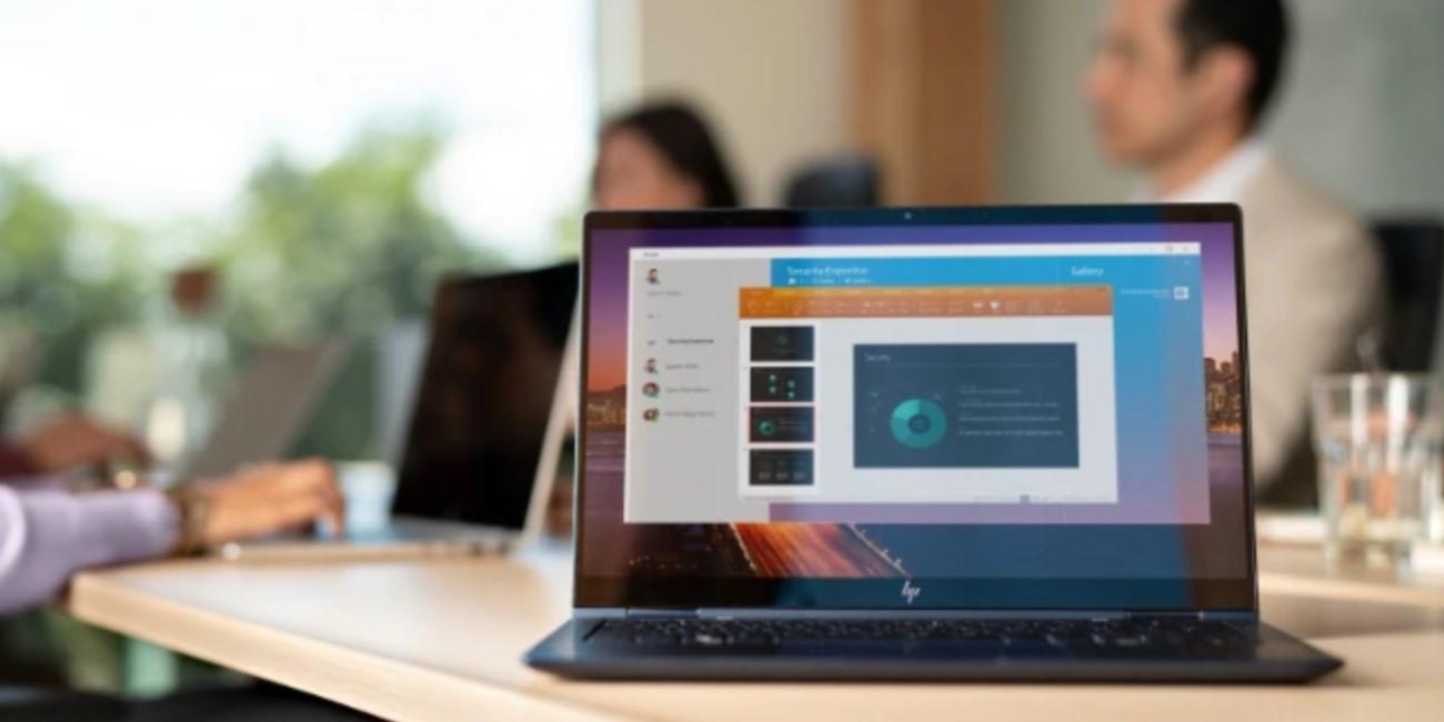 HP Elite Dragonfly, el portátil con 5G y Tile, para localizarlo incluso apagado
