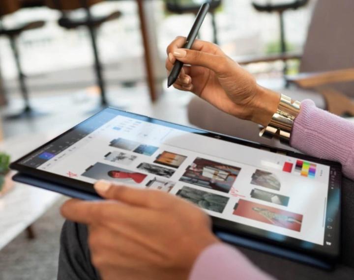 Imagen - HP Elite Dragonfly, el portátil con 5G y Tile, para localizarlo incluso apagado