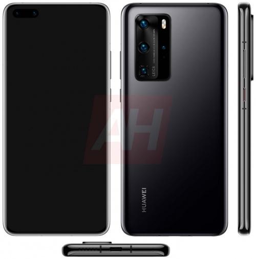 Imagen - Huawei P40 Pro se filtra en imágenes: todos los detalles