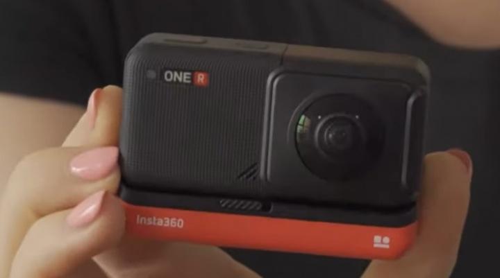Imagen - Insta360 One R, la cámara de acción modular que graba a 4K y en 360 grados