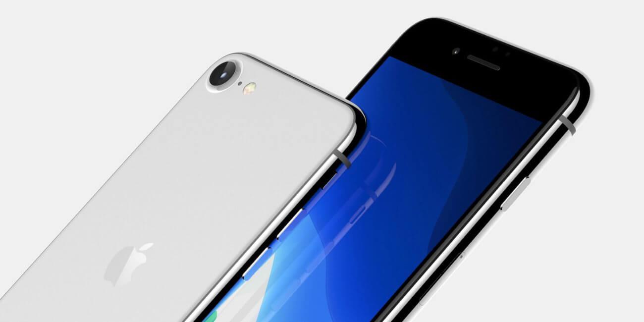 Este sería el iPhone 9 o iPhone SE 2