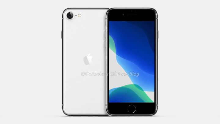 Imagen - Este sería el iPhone 9 o iPhone SE 2