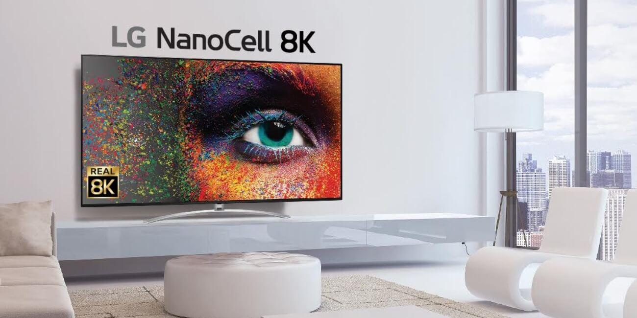 """LG lanza televisores OLED con 8K """"real"""" y hasta 88 pulgadas"""