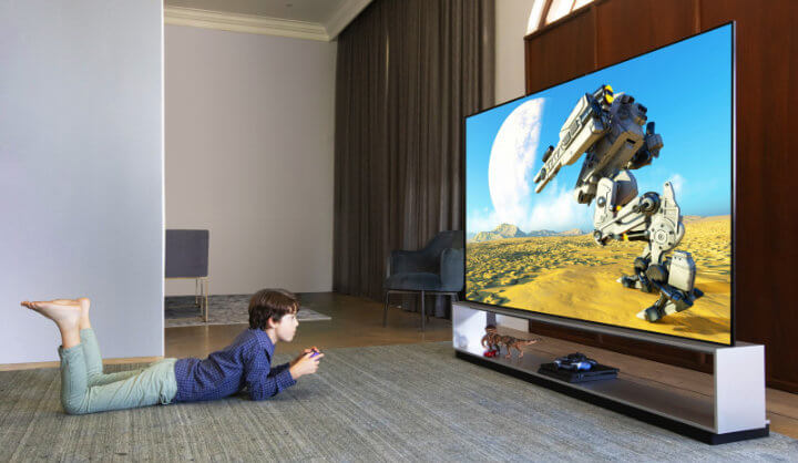 Imagen - Nuevos televisores de LG: con resolución hasta 8K real e inteligencia artificial